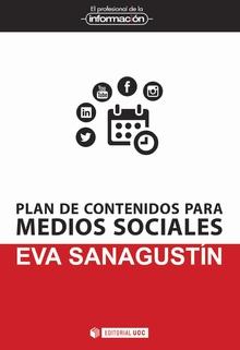 PLAN DE CONTENIDOS PARA MEDIOS SOCIALES.