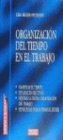 ORGANIZACIÓN DEL TIEMPO EN EL TRABAJO