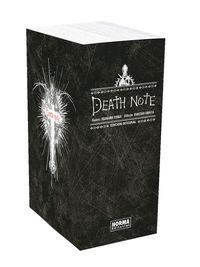 DEATH NOTE INTEGRAL (UN TOMO EN RÚSTICA CON ESTUCHE).