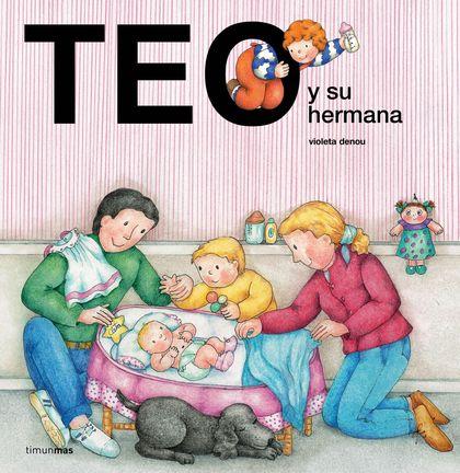 TEO Y SU HERMANA.