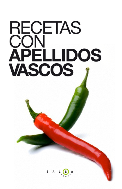 RECETAS CON APELLIDOS VASCOS.