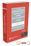 LEGISLACIÓN SOBRE ENJUICIAMIENTO CIVIL (PAPEL + E-BOOK).