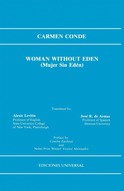 WOMAN WITHOUT EDEN (MUJER SIN EDÉN),.