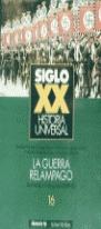 H.UNIVERSAL S.XX N.16 (GUERRA RELAMPAGO)