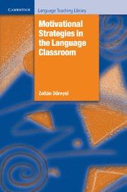 MOTIVATIONAL STRATEGIES LANGUAGE CLASSROOM