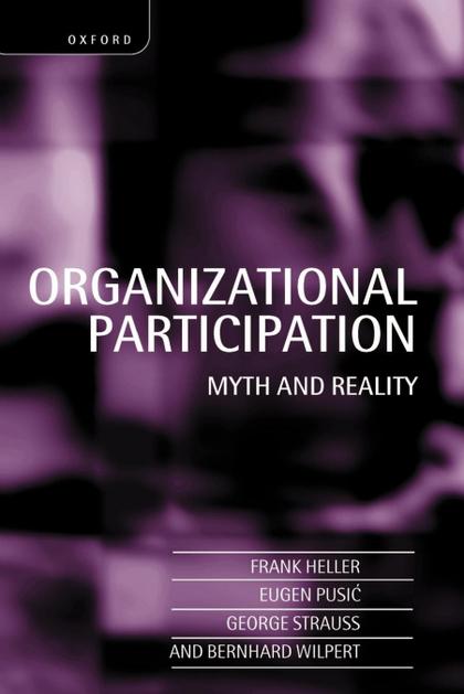 ORGANIZATIONAL PARTICIPATION