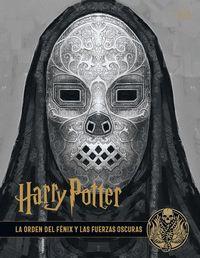 HARRY POTTER: LOS ARCHIVOS DE LAS PELÍCULAS 8. LA ORDEN DEL FÉNIX Y LAS FUERZAS.