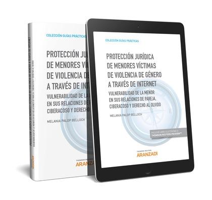 PROTECCIÓN JURÍDICA DE MENORES VÍCTIMAS DE VIOLENCIA DE GÉNERO A TRAVÉS DE INTER.