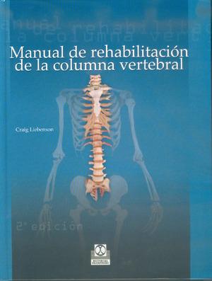 MANUAL DE REHABILITACION DE LA COLUMNA VERTEBRAL