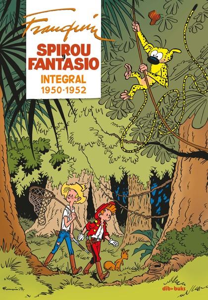 SPIROU Y FANTASIO INTEGRAL 2                                                    FRANQUIN (1950-