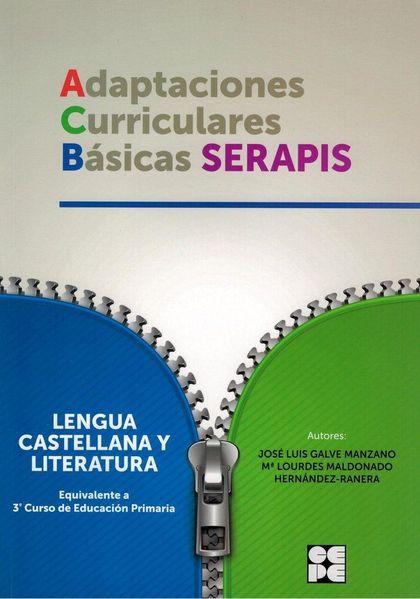 ADAPTACIONES CURRICULARES BASICAS SERAPIS LENGUA 3ºEP.