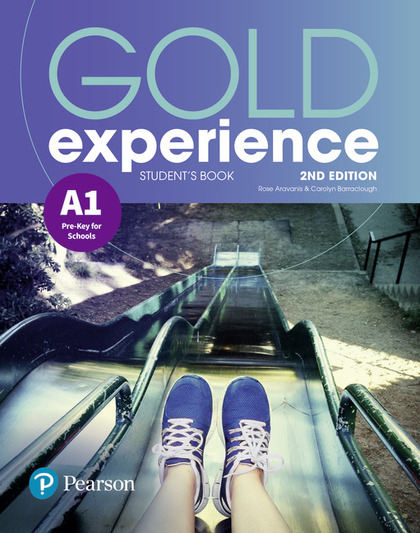 GOLD EXPERIENCE 2ND EDITION A1 STUDENT´S BOOK