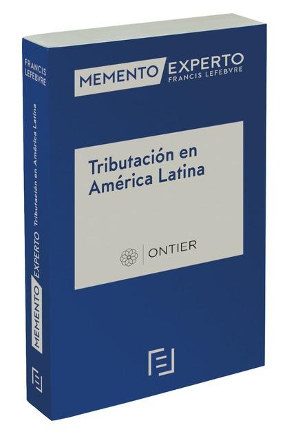 MEMENTO EXPERTO TRIBUTACIÓN EN AMÉRICA LATINA.