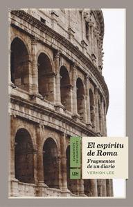 EL ESPÍRITU DE ROMA.