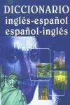 DICCIONARIO INGLÉS-ESPAÑOL / ESPAÑOL-INGLÉS