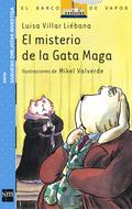 EL MISTERIO DE LA GATA MAGA