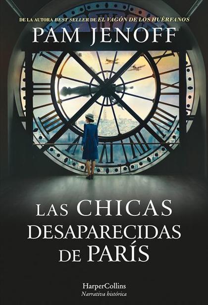 LAS CHICAS DESAPARECIDAS DE PARÍS.