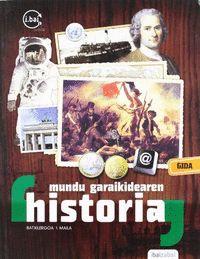 MUNDU GARAIKIDEAREN HISTORIA, 1 BATXILERGOA. GIDA