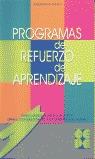 PROGRAMAS REFUERZO DE APRENDIZAJE.