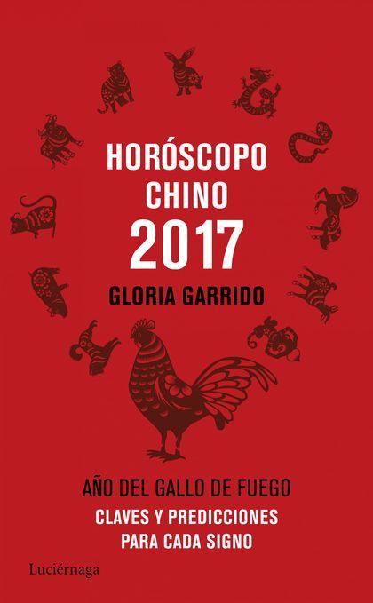 HORÓSCOPO CHINO 2017.