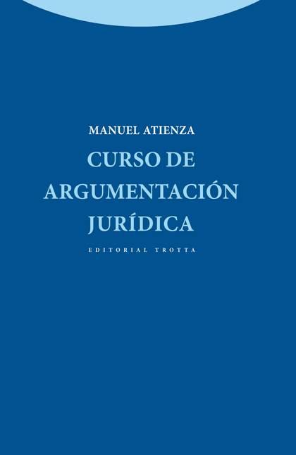 CURSO DE ARGUMENTACIÓN JURÍDICA