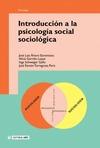 INTRODUCCIÓN A LA PSICOLOGÍA SOCIAL SOCIOLÓGICA
