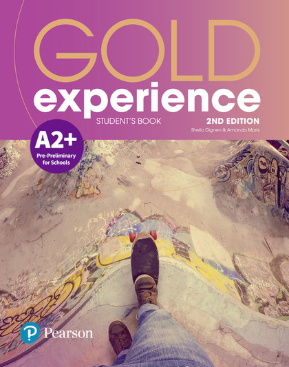 GOLD EXPERIENCE 2ND EDITION A2+ STUDENT´S BOOK