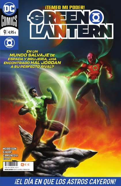 EL GREEN LANTERN 09 (91)