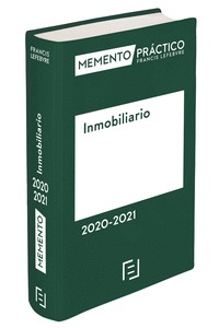 MEMENTO PRACTICO INMOBILIARIO 2020 2021