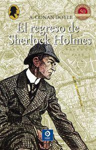 REGRESO DE SHERLOCK HOLMES,EL.
