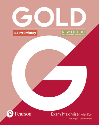 GOLD EXPERIENCE 2ND EDITION B1 STUDENT´S BOOK