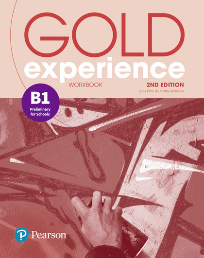 GOLD EXPERIENCE 2ND EDITION B1 WORKBOOK