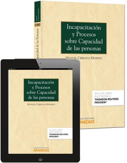INCAPACITACIÓN Y PROCESOS SOBRE CAPACIDAD DE LAS PERSONAS