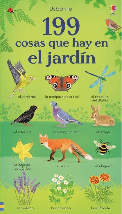 199 COSAS EN EL JARDIN.