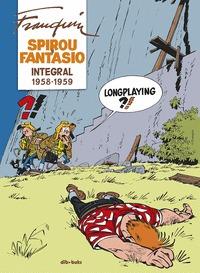 SPIROU Y FANTASIO INTEGRAL 6                                                    EL PRISIONERO D