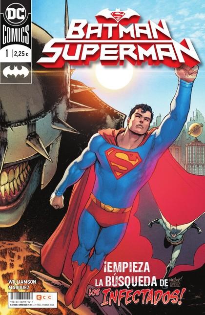 BATMAN/SUPERMAN NÚM. 01.