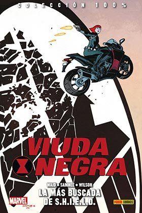 VIUDA NEGRA, 01. LA MÁS BUSCADA DE S.H.I.E.L.D..
