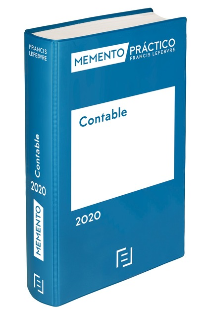 MEMENTO CONTABLE 2020.