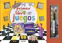 MI PRIMER LIBRO DE JUEGOS
