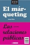EL MÁRQUETING Y LAS RELACIONES PÚBLICAS
