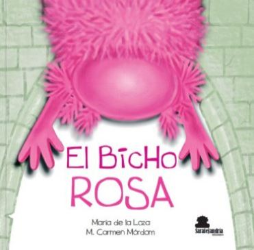 EL BICHO ROSA.