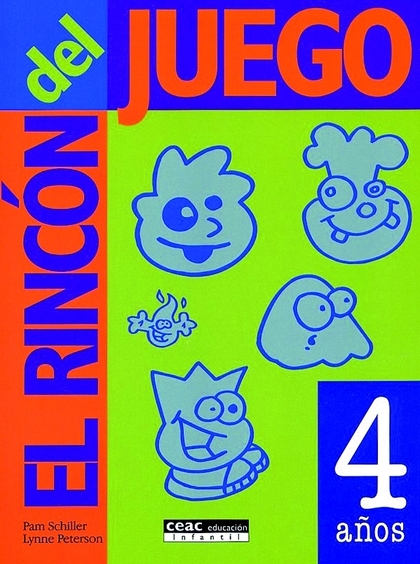 EL RINCÓN DEL JUEGO, EDUCACIÓN INFANTIL, 4 AÑOS