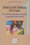 ESTIMULACION TEMPRANA 3 (DE 0 A 6 AÑOS).