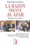 * RAZON FRENTE AL AZAR TR-22.
