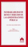 INEMBARGABILIDAD DE BIENES Y DERECHOS DE LAS ADMINISTRACIONES PÚBLICAS