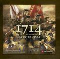 1714. EL SETGE DE BARCELONA. (INCLOU UN MAPA AMB LA BARCELONA DE 1714)