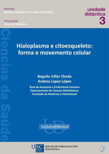 HIALOPLASMA E CITOESQUELETO. FORMA E MOVEMENTO CELULAR