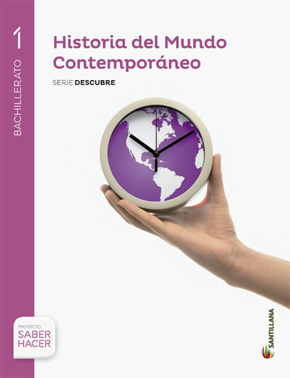 HISTORIA MUNDO CONTEMPORANEO 1 BACHILLERATO SANTILLANA.