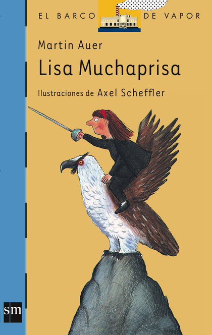 LISA MUCHAPRISA