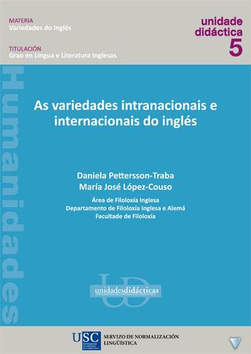 AS VARIEDADES INTRANACIONAIS E INTERNACIONAIS DO INGLÉS.